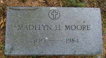 MOORE, MADELYN - Lycoming County, Pennsylvania | MADELYN MOORE - Pennsylvania Gravestone Photos