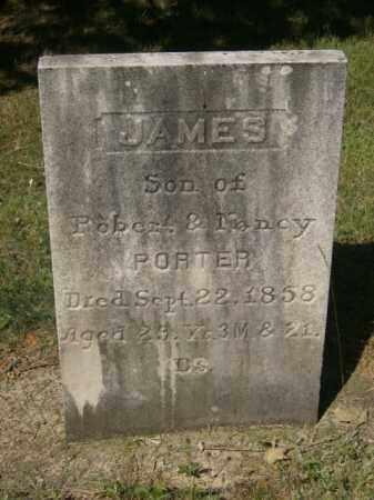 PORTER, JAMES - Lycoming County, Pennsylvania | JAMES PORTER - Pennsylvania Gravestone Photos