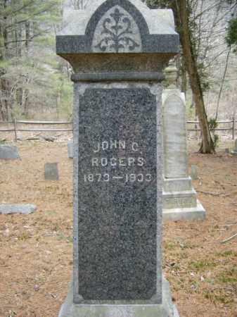ROGERS, JOHN - Lycoming County, Pennsylvania | JOHN ROGERS - Pennsylvania Gravestone Photos
