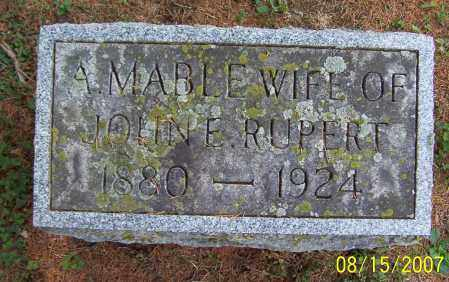 RUPERT, A. MABLE - Lycoming County, Pennsylvania | A. MABLE RUPERT - Pennsylvania Gravestone Photos