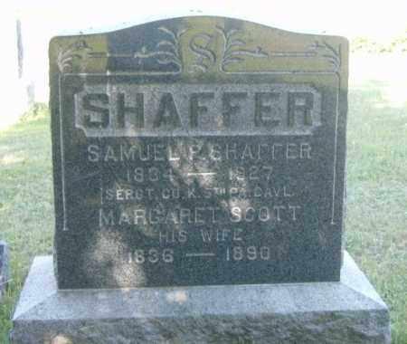 SHAFFER, MARGARET - Lycoming County, Pennsylvania | MARGARET SHAFFER - Pennsylvania Gravestone Photos