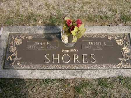 SHORES, JOHN - Lycoming County, Pennsylvania | JOHN SHORES - Pennsylvania Gravestone Photos
