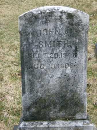 SMITH, JOHN - Lycoming County, Pennsylvania | JOHN SMITH - Pennsylvania Gravestone Photos
