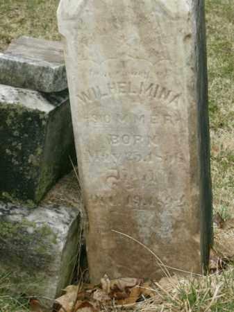 SOMMER, WILHEL - Lycoming County, Pennsylvania | WILHEL SOMMER - Pennsylvania Gravestone Photos