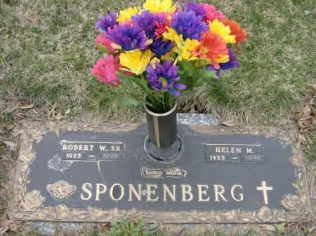 SPONENBERG, ROBERT - Lycoming County, Pennsylvania | ROBERT SPONENBERG - Pennsylvania Gravestone Photos