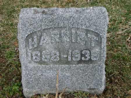 STIGLER, HARRIET - Lycoming County, Pennsylvania | HARRIET STIGLER - Pennsylvania Gravestone Photos