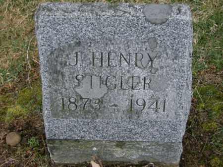 STIGLER, J. - Lycoming County, Pennsylvania | J. STIGLER - Pennsylvania Gravestone Photos