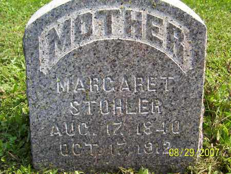 STOHLER, MARGARET - Lycoming County, Pennsylvania | MARGARET STOHLER - Pennsylvania Gravestone Photos