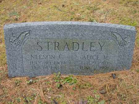 STRADLEY, ALICE - Lycoming County, Pennsylvania | ALICE STRADLEY - Pennsylvania Gravestone Photos