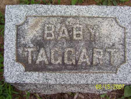 TAGGART, BABY - Lycoming County, Pennsylvania | BABY TAGGART - Pennsylvania Gravestone Photos