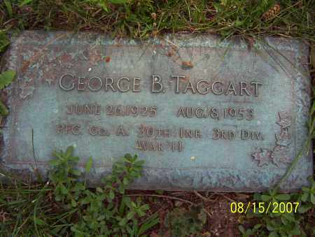 TAGGART, GEORGE - Lycoming County, Pennsylvania | GEORGE TAGGART - Pennsylvania Gravestone Photos