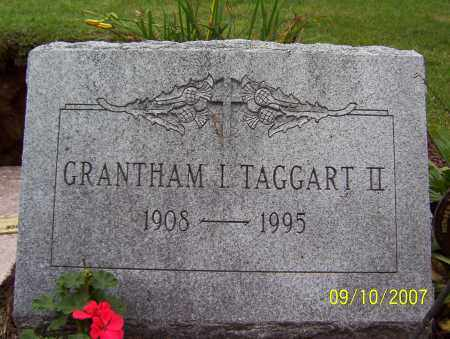 TAGGART, GRANTHAM - Lycoming County, Pennsylvania | GRANTHAM TAGGART - Pennsylvania Gravestone Photos