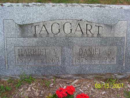 TAGGART, HARRIET - Lycoming County, Pennsylvania | HARRIET TAGGART - Pennsylvania Gravestone Photos