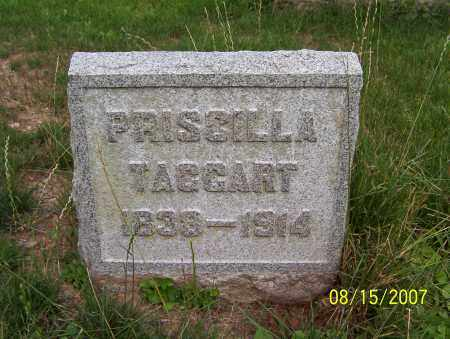 TAGGART, PRISCILLA - Lycoming County, Pennsylvania | PRISCILLA TAGGART - Pennsylvania Gravestone Photos