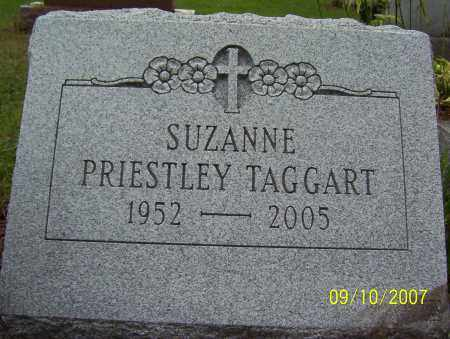PRIESTLEY TAGGART, SUZANNE - Lycoming County, Pennsylvania | SUZANNE PRIESTLEY TAGGART - Pennsylvania Gravestone Photos