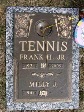 TENNIS, MILLY - Lycoming County, Pennsylvania | MILLY TENNIS - Pennsylvania Gravestone Photos