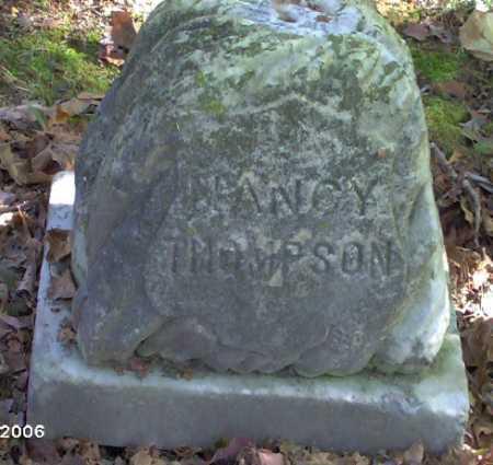 THOMPSON, NANCY - Lycoming County, Pennsylvania | NANCY THOMPSON - Pennsylvania Gravestone Photos