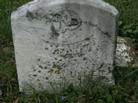 ULMER, INFANT - Lycoming County, Pennsylvania | INFANT ULMER - Pennsylvania Gravestone Photos