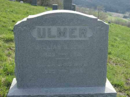 ULMER, WILLIAM - Lycoming County, Pennsylvania | WILLIAM ULMER - Pennsylvania Gravestone Photos