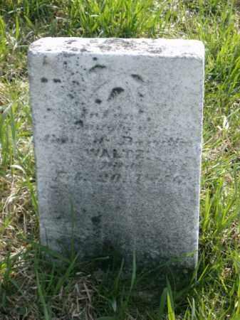 WALTZ, INFANT - Lycoming County, Pennsylvania   INFANT WALTZ - Pennsylvania Gravestone Photos