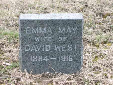 WEST, EMMA - Lycoming County, Pennsylvania | EMMA WEST - Pennsylvania Gravestone Photos