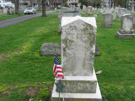 BARRY, LEWIS - Monroe County, Pennsylvania   LEWIS BARRY - Pennsylvania Gravestone Photos