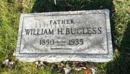 BUGLESS, WILLIAM H - Monroe County, Pennsylvania | WILLIAM H BUGLESS - Pennsylvania Gravestone Photos