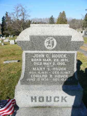 HOUCK (CW), JOHN C. - Monroe County, Pennsylvania | JOHN C. HOUCK (CW) - Pennsylvania Gravestone Photos