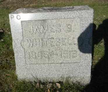 WHITESELL, JAMES B. - Monroe County, Pennsylvania | JAMES B. WHITESELL - Pennsylvania Gravestone Photos