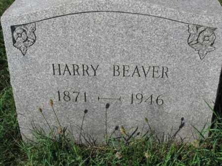 BEAVER, HARRY - Montgomery County, Pennsylvania   HARRY BEAVER - Pennsylvania Gravestone Photos