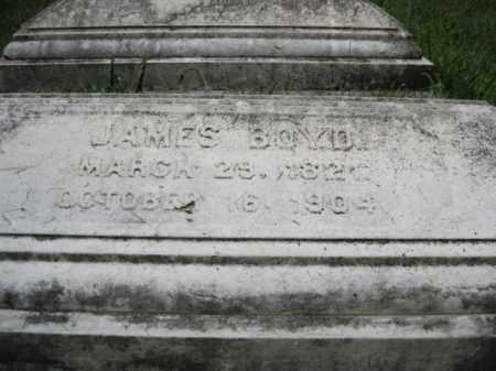 BOYD, JAMES - Montgomery County, Pennsylvania   JAMES BOYD - Pennsylvania Gravestone Photos
