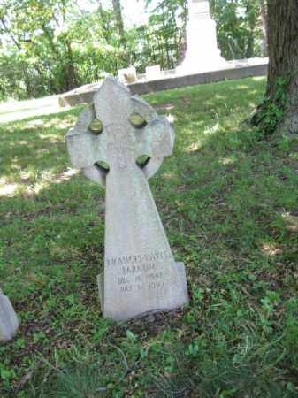 FARNUM (CW), FRANCIS DAVIS - Montgomery County, Pennsylvania | FRANCIS DAVIS FARNUM (CW) - Pennsylvania Gravestone Photos