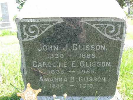 GLISSON (CW), JOHN J. - Montgomery County, Pennsylvania | JOHN J. GLISSON (CW) - Pennsylvania Gravestone Photos