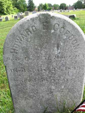 GORDON (CW), HOWARD E. - Montgomery County, Pennsylvania | HOWARD E. GORDON (CW) - Pennsylvania Gravestone Photos