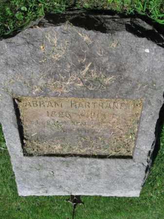 HARTRANFT (CW), ABRAM - Montgomery County, Pennsylvania | ABRAM HARTRANFT (CW) - Pennsylvania Gravestone Photos