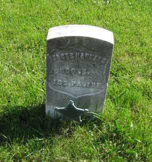 HASTING (HASTINGS) (CW), JACOB - Montgomery County, Pennsylvania | JACOB HASTING (HASTINGS) (CW) - Pennsylvania Gravestone Photos