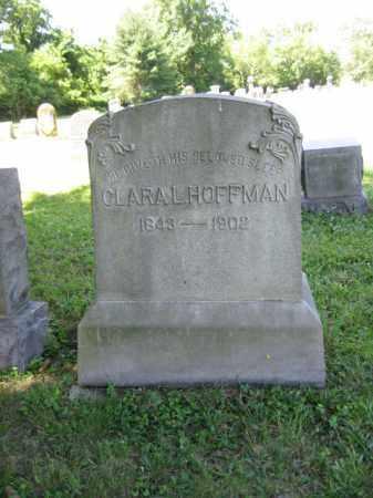 HOFFMAN, CLARA L. - Montgomery County, Pennsylvania   CLARA L. HOFFMAN - Pennsylvania Gravestone Photos