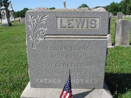 LEWIS (CW), ELIJAH - Montgomery County, Pennsylvania   ELIJAH LEWIS (CW) - Pennsylvania Gravestone Photos