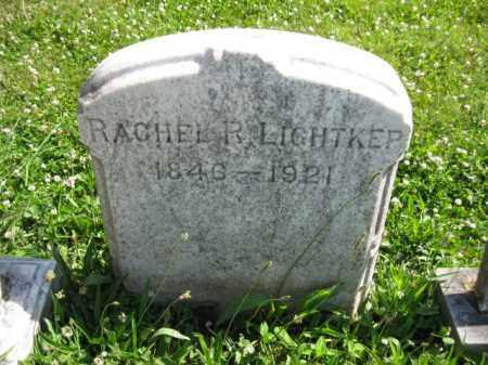 LIGHTKEP, RACHEL - Montgomery County, Pennsylvania | RACHEL LIGHTKEP - Pennsylvania Gravestone Photos