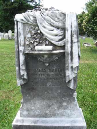 MARTIN, JAMES - Montgomery County, Pennsylvania | JAMES MARTIN - Pennsylvania Gravestone Photos