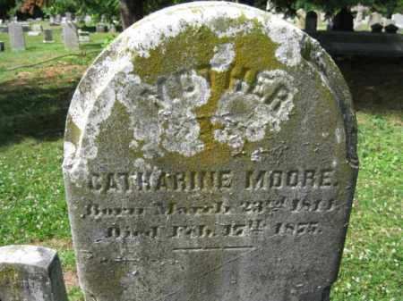 MOORE, CATHERINE - Montgomery County, Pennsylvania | CATHERINE MOORE - Pennsylvania Gravestone Photos