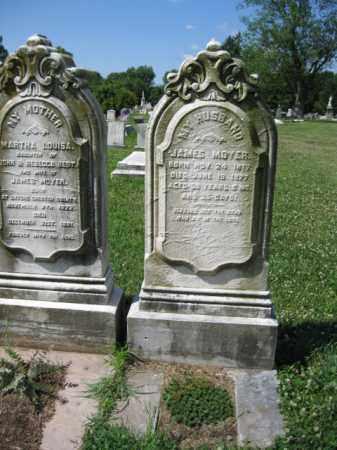 MOYER, JAMES - Montgomery County, Pennsylvania | JAMES MOYER - Pennsylvania Gravestone Photos