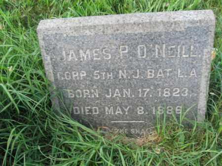 O'NEILL (CW), JAMES P. - Montgomery County, Pennsylvania   JAMES P. O'NEILL (CW) - Pennsylvania Gravestone Photos