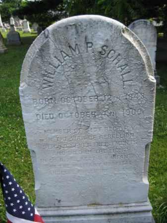 SCHALL (CW), WILLIAM P. - Montgomery County, Pennsylvania | WILLIAM P. SCHALL (CW) - Pennsylvania Gravestone Photos