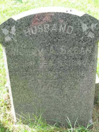 SKEAN (CW), WILLIAM A. - Montgomery County, Pennsylvania | WILLIAM A. SKEAN (CW) - Pennsylvania Gravestone Photos