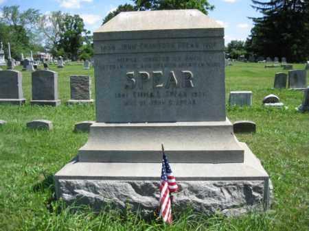 SPEAR (GW), JOHN CRAWFORD - Montgomery County, Pennsylvania | JOHN CRAWFORD SPEAR (GW) - Pennsylvania Gravestone Photos