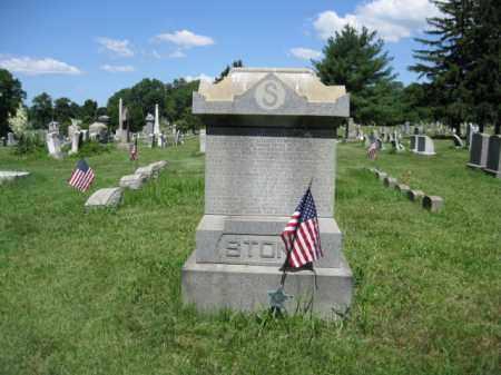 STONE (CW), VALENTINE H. - Montgomery County, Pennsylvania   VALENTINE H. STONE (CW) - Pennsylvania Gravestone Photos
