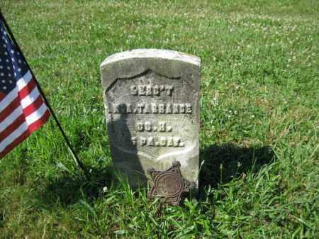 TARRANCE (CW), WILLIAM A. - Montgomery County, Pennsylvania | WILLIAM A. TARRANCE (CW) - Pennsylvania Gravestone Photos