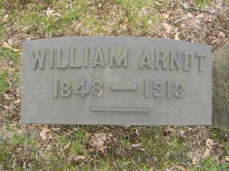 ARNDT, WILLIAM - Northampton County, Pennsylvania | WILLIAM ARNDT - Pennsylvania Gravestone Photos