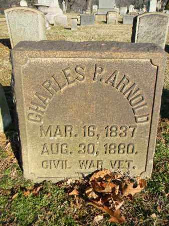 ARNOLD (CW), CHARLES P. - Northampton County, Pennsylvania | CHARLES P. ARNOLD (CW) - Pennsylvania Gravestone Photos